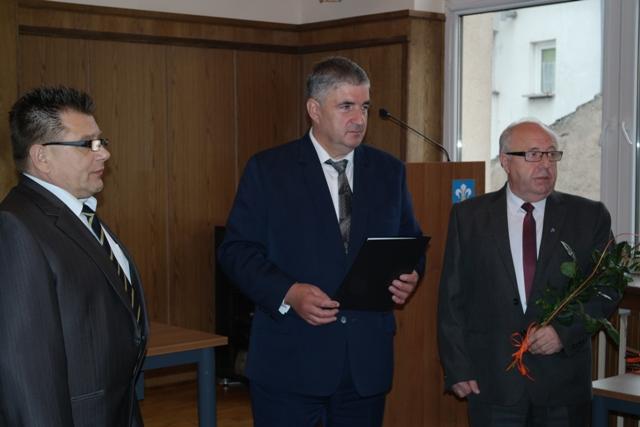 Oglądasz obraz z artykułu: Wręczenie nagród Burmistrza Kamienia Krajeńskiego